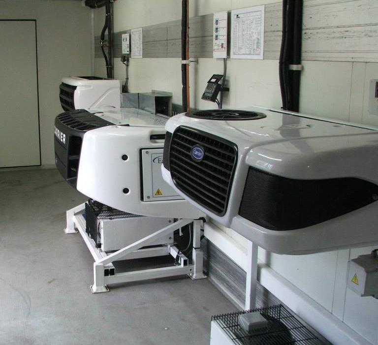 Sprzęt wykorzystywany przez firmę Thermo Technica